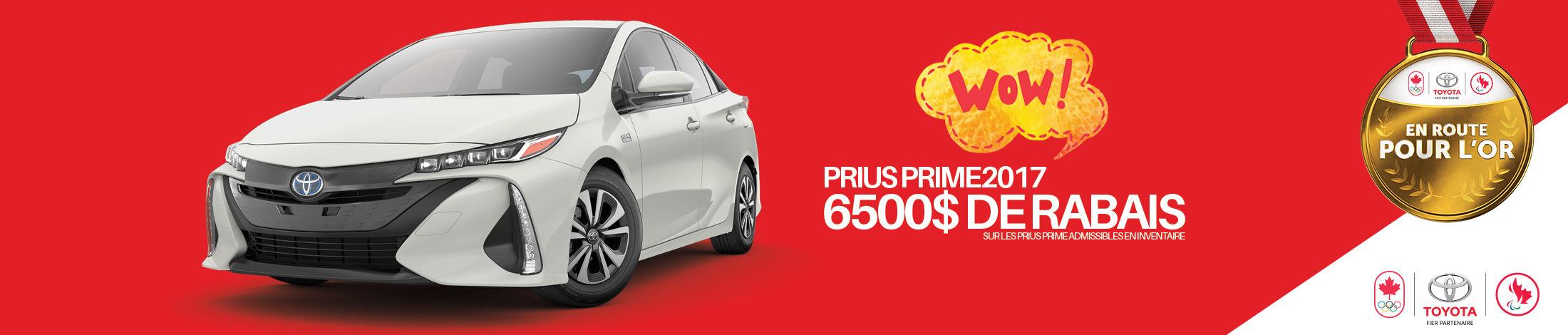 Header - Prius Prime 2017