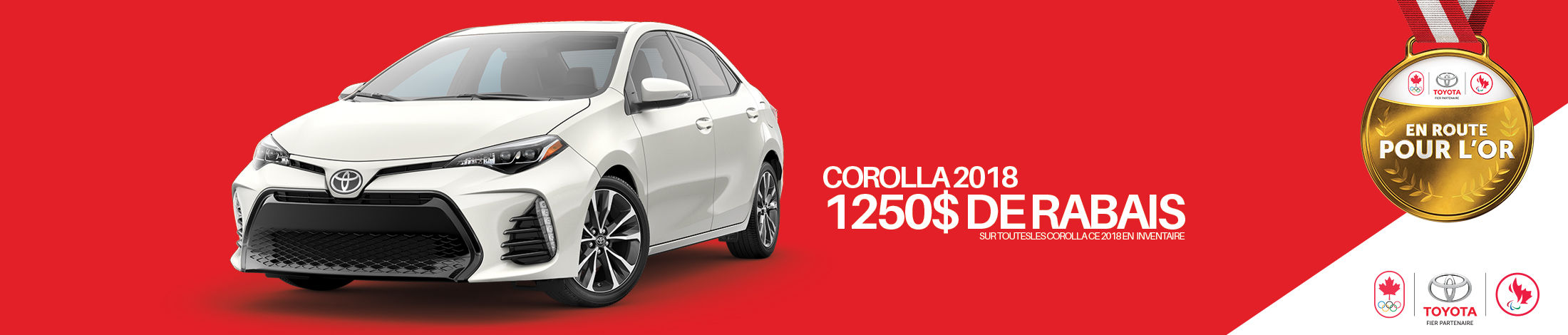 Header - Corolla 2018