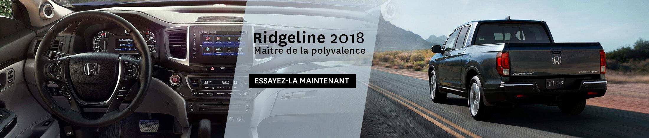 Ridgeline 2018