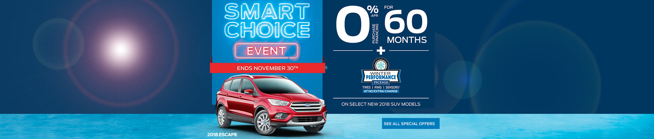 Ford Smart Choice Event