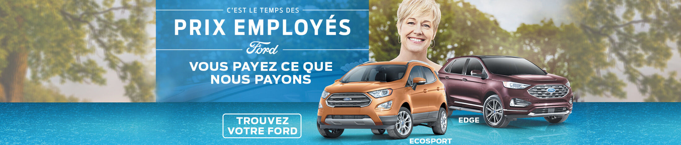 Concessionnaire Ford à Cowansville | Deragon Ford on