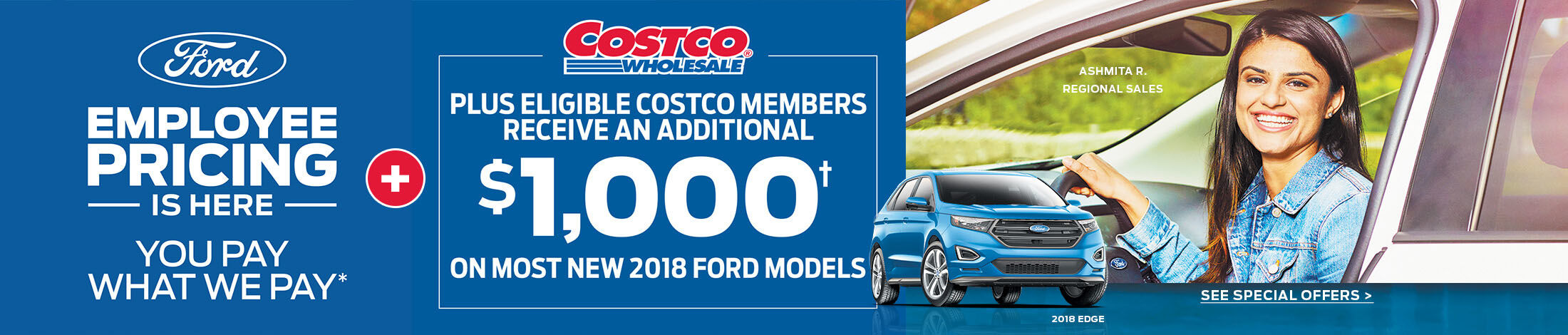 Ford-Employee pricing is here