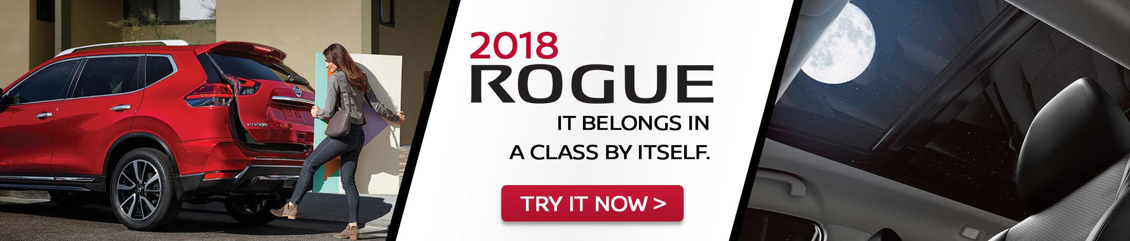 rogue 2018