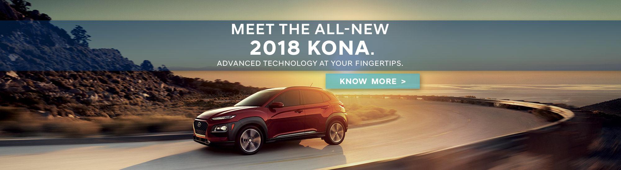 Hyundai 2018 Kona