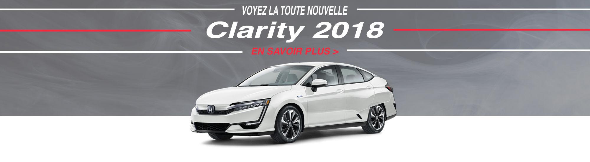 Clarity 2018