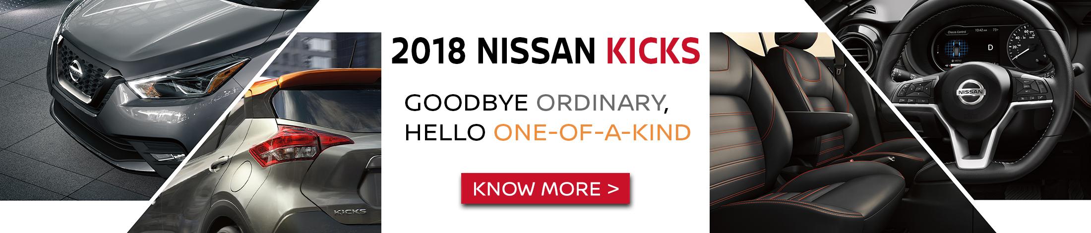 kicks 2018