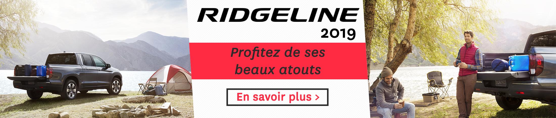 Ridgeline 2019