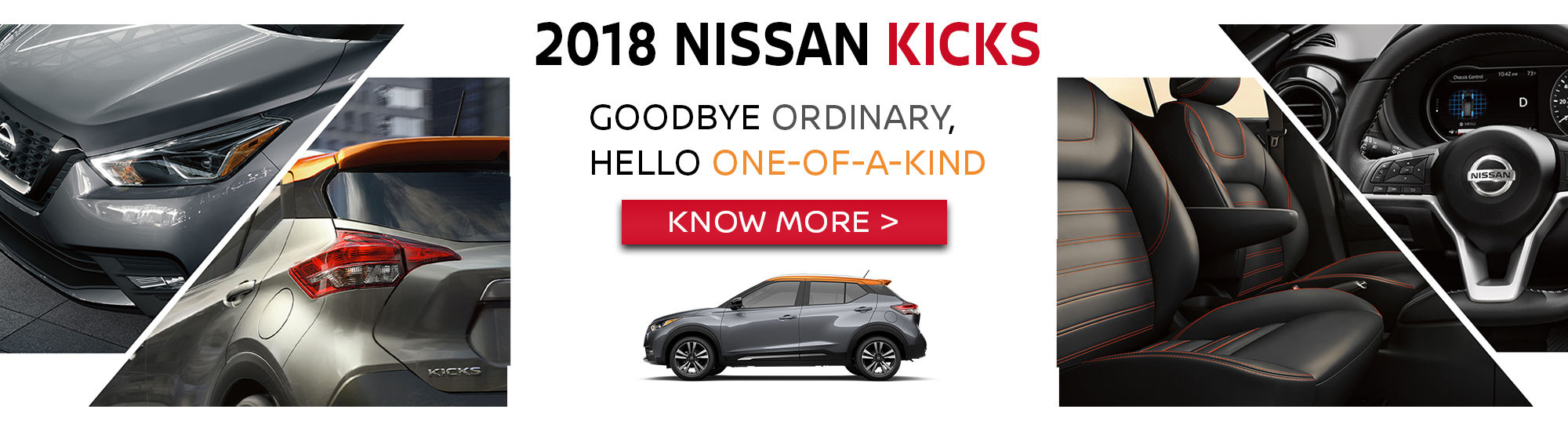 2018 kicks