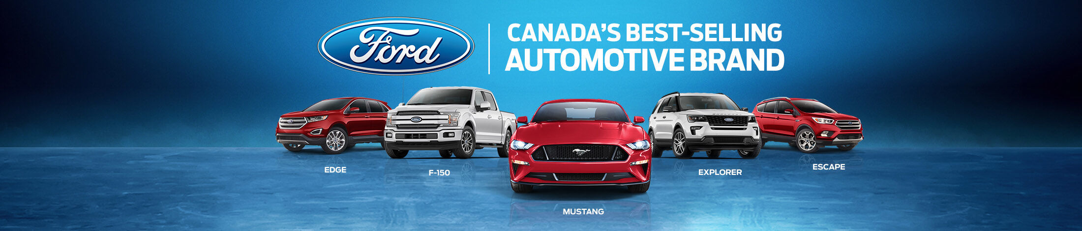 Ford | Canada's best-selling automotive brand
