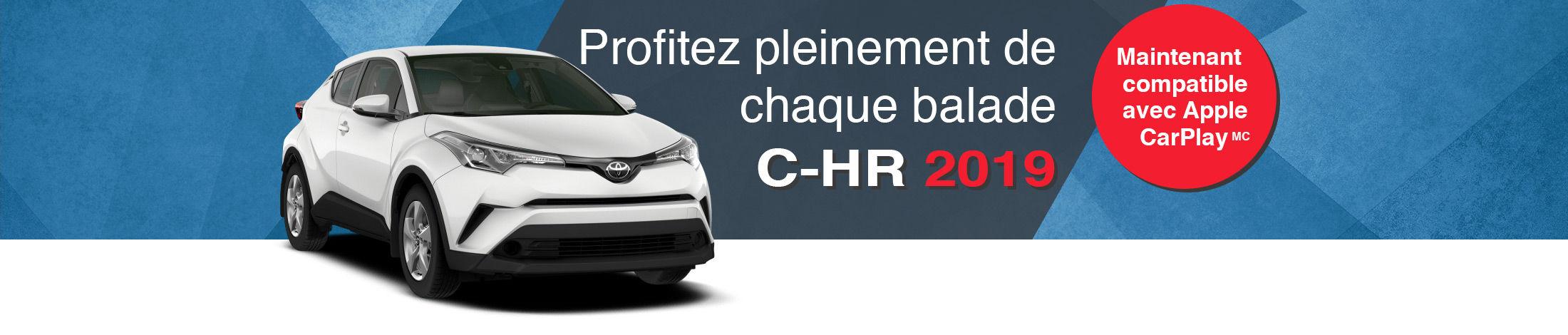 C-HR 2019