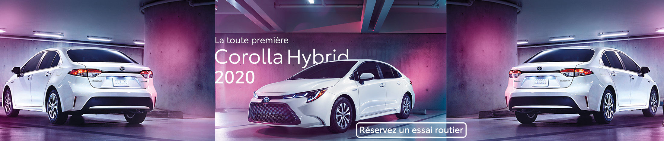 Corolla Hybride 2020 Toyota