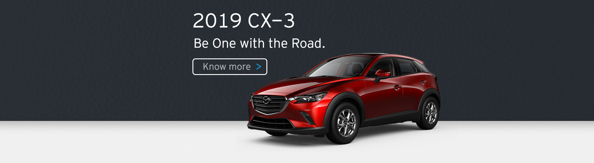 2019 CX-3