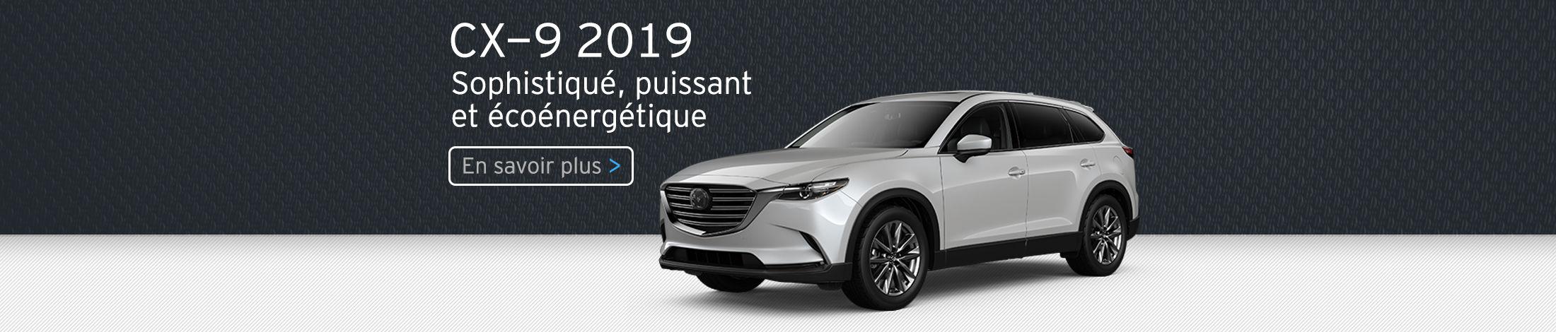 CX-9 2019