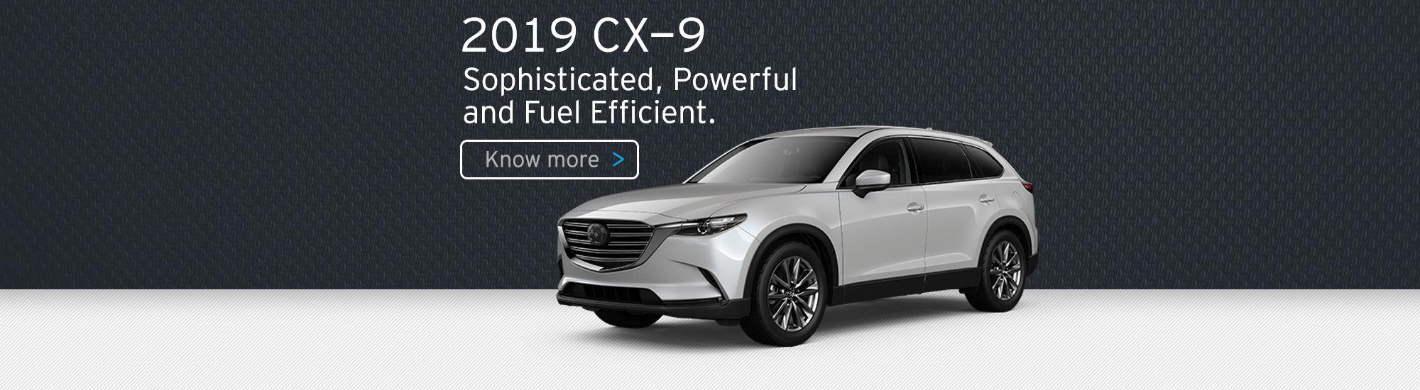 2019 CX-9