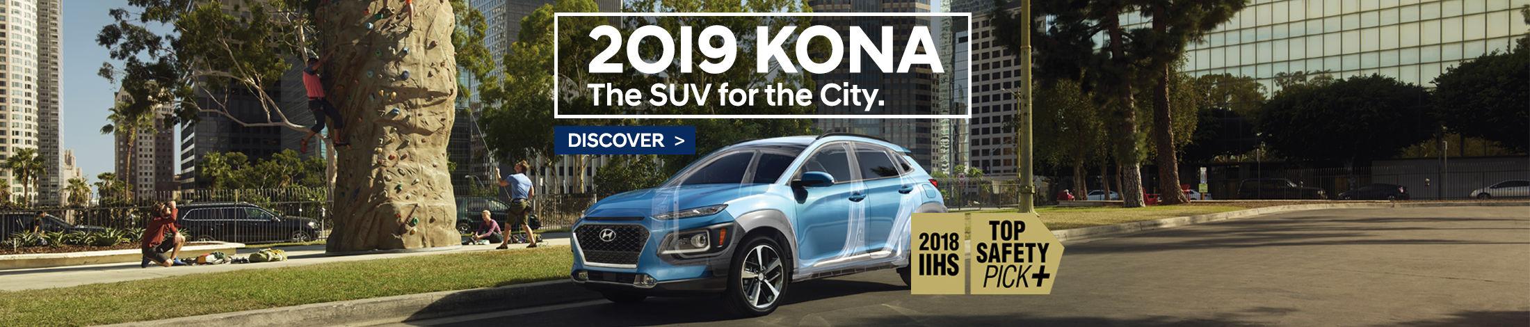 2019 Kona