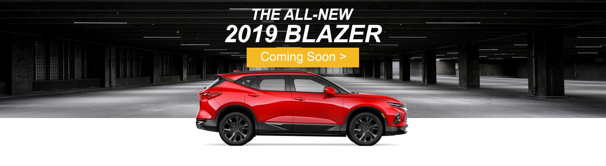 2019 Blazer