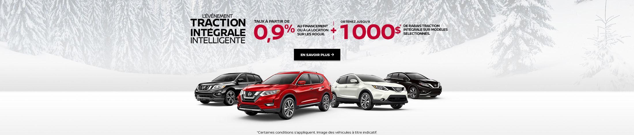 L'événement mensuel Nissan (Betty-QC)