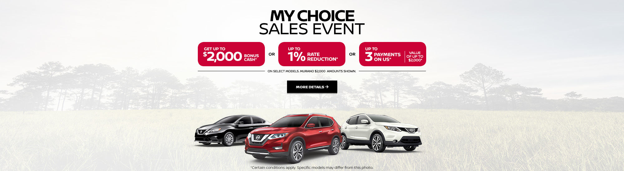 Nissan monthly event (Charly-QC)