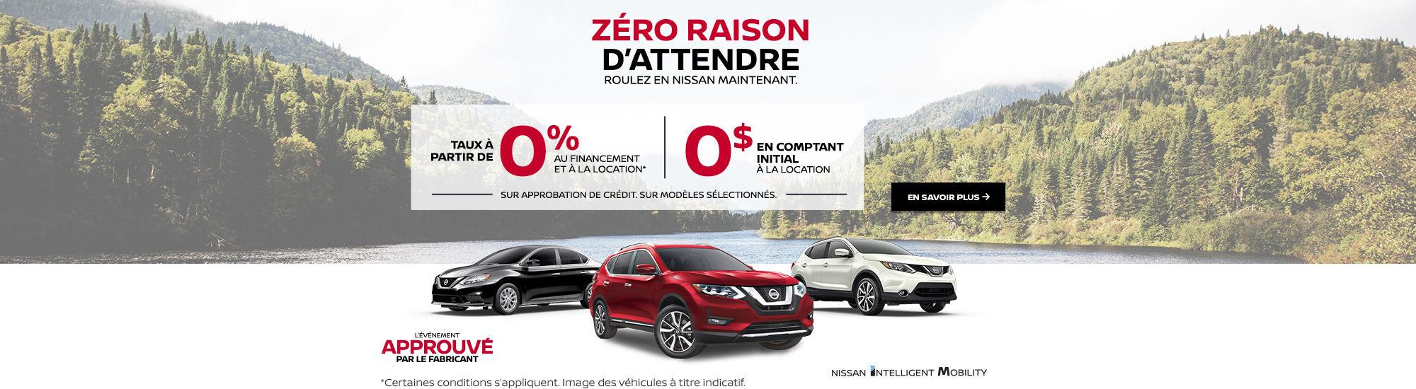 L'événement mensuel Nissan (Charly-QC)