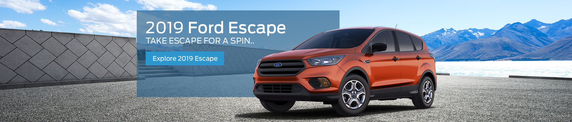 best sneakers 8b09f 998ca 2019 Ford Escape ...