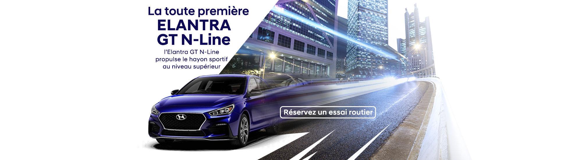 Elantra GT-N-Line 2019