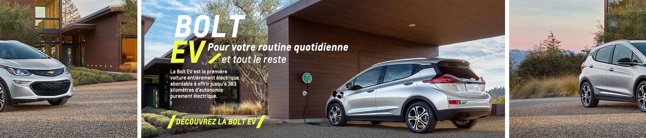 Bolt-EV Chevrolet 2019