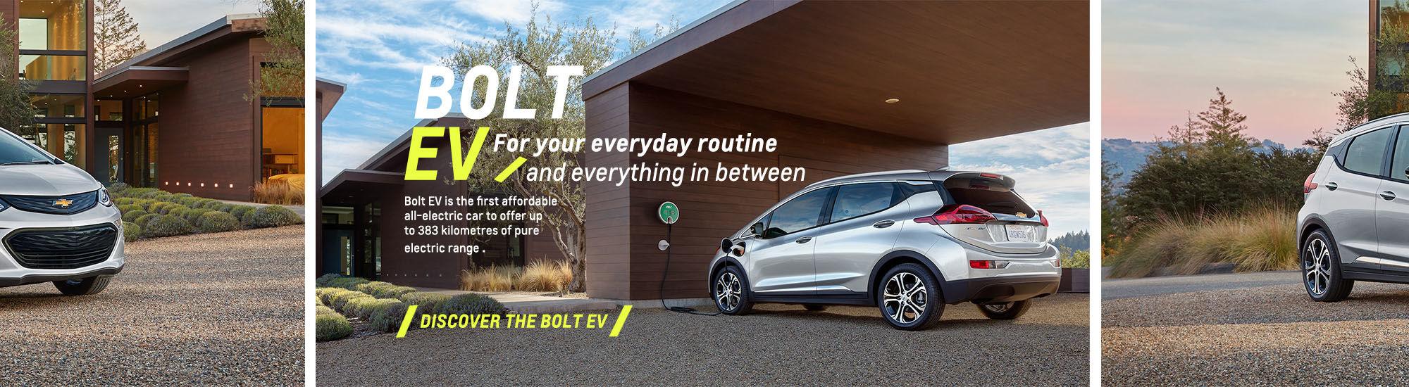 2019 Bolt-EV Chevrolet