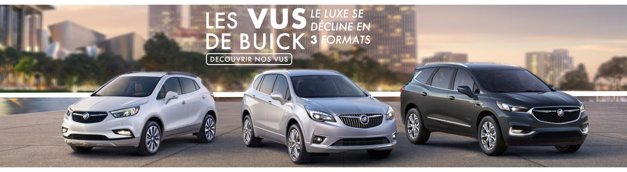 Buick VUS 2019