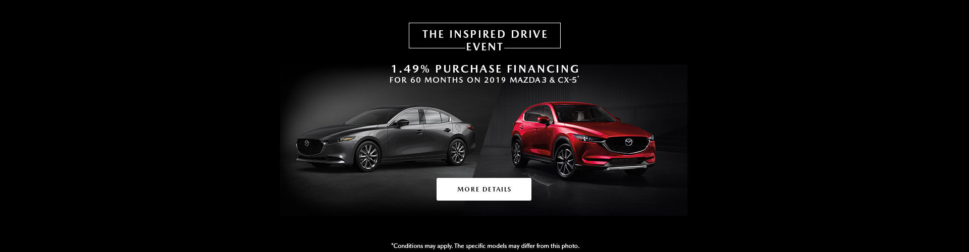 Inspired Drive Event