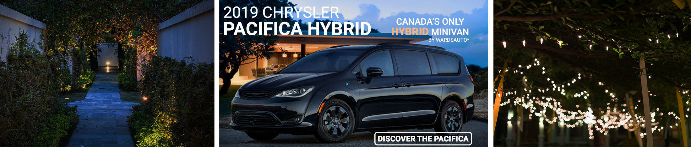 2019 Hybrid Pacifica