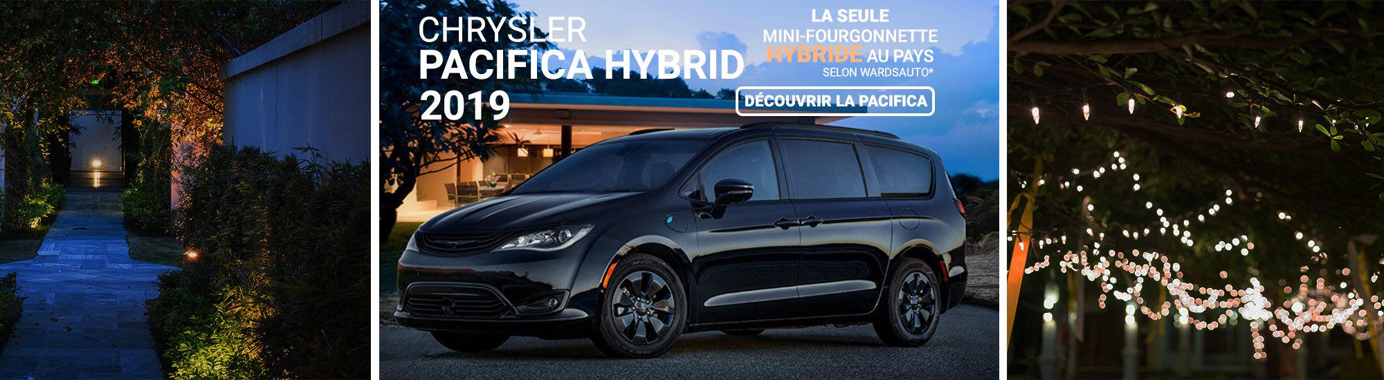 Chrysler Pacifica Hybrid 2019
