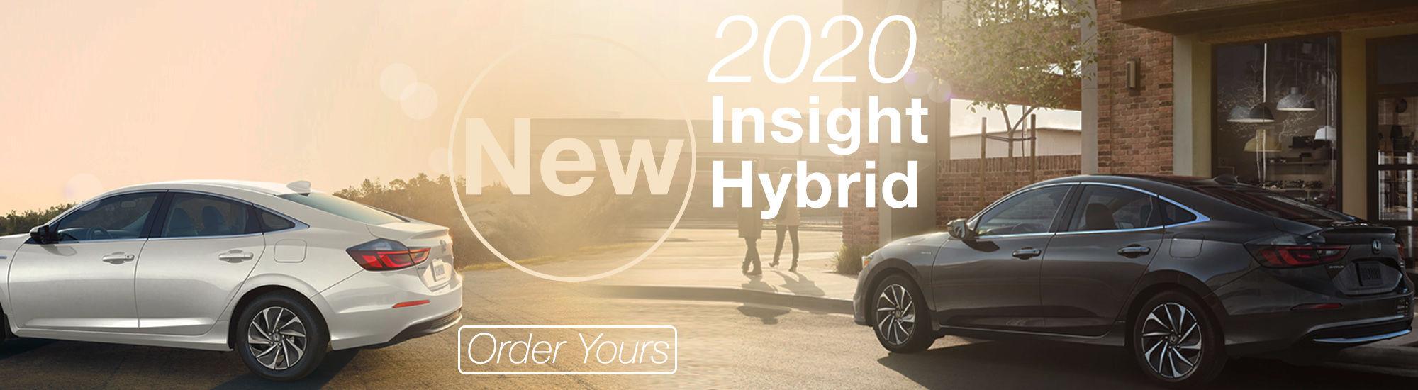 Honda Insight Hybride 2020