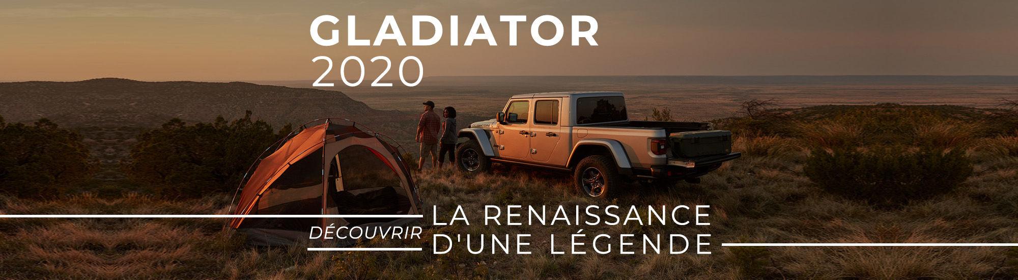 Gladiator 2020