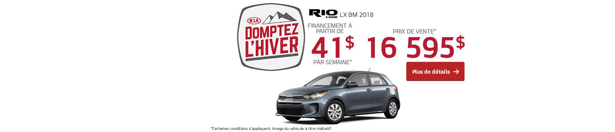 Rio 5 portes - header