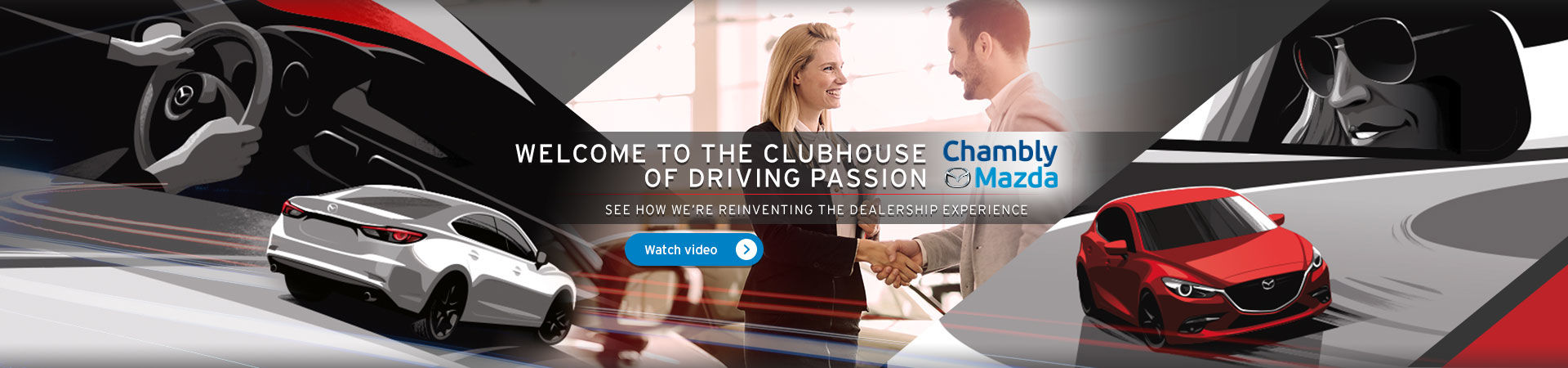 Welcome to the Clubhouse of Driving Passion