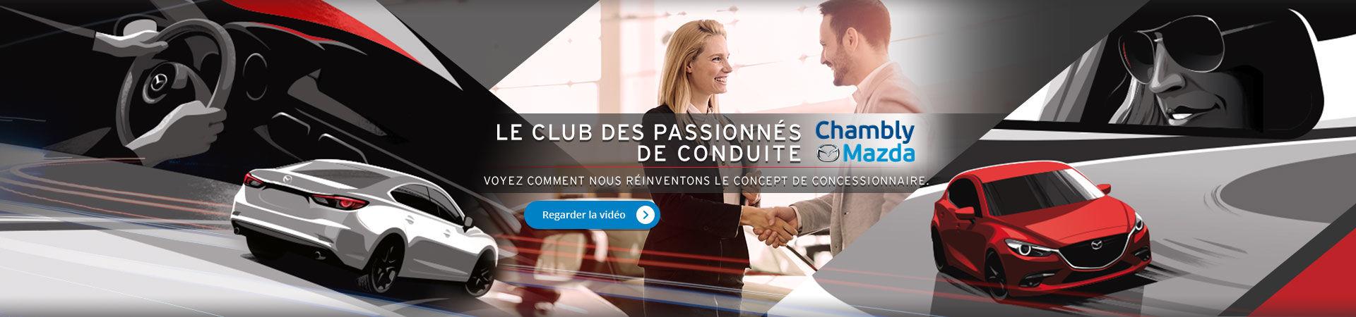 Le club des passionnés de conduite