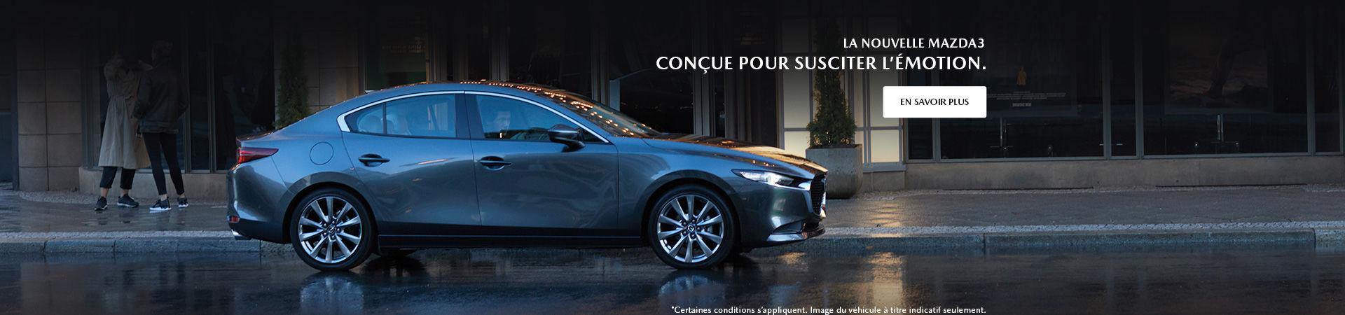 The All-New Mazda3