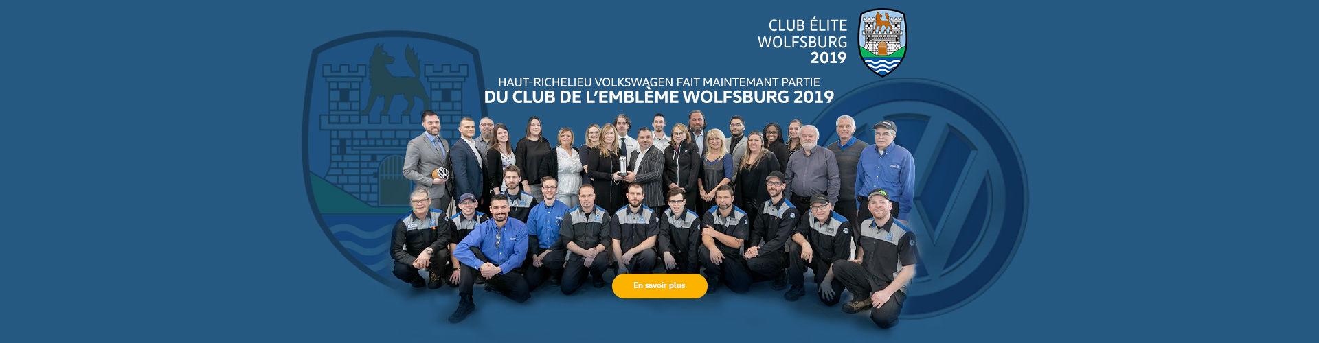 Club Élite Wolfsburg 2019