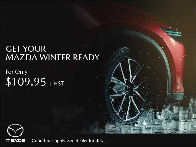Get Your Mazda Winter Ready