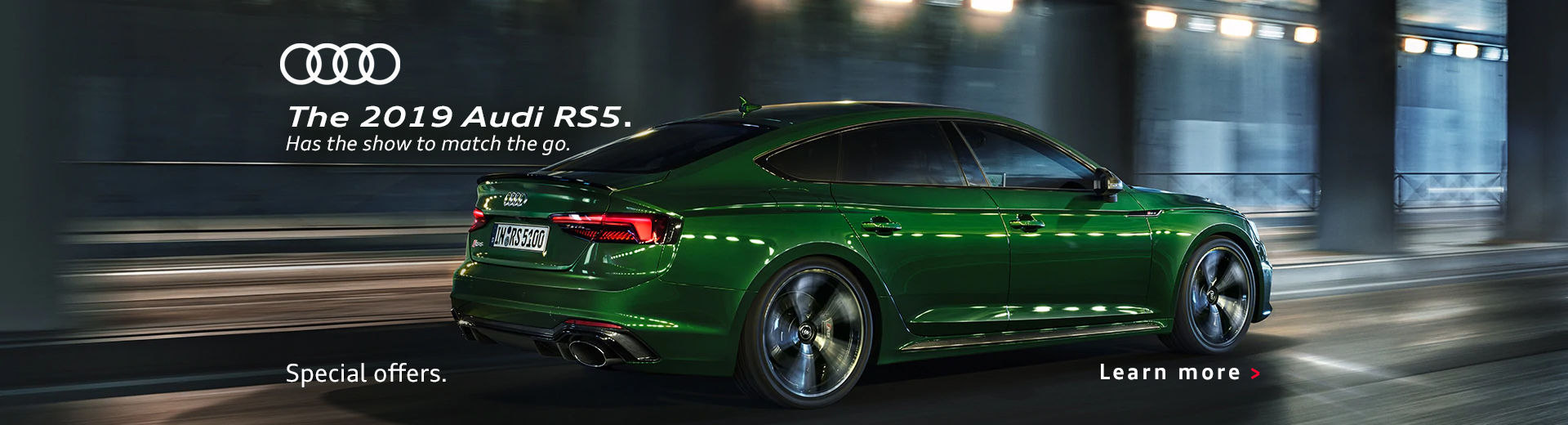 RS5 Banner