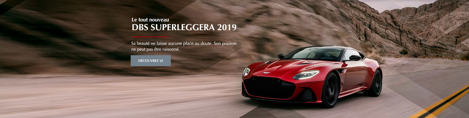 DBS Superleggera 2019