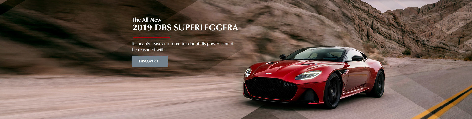 2019 DBS Superleggera