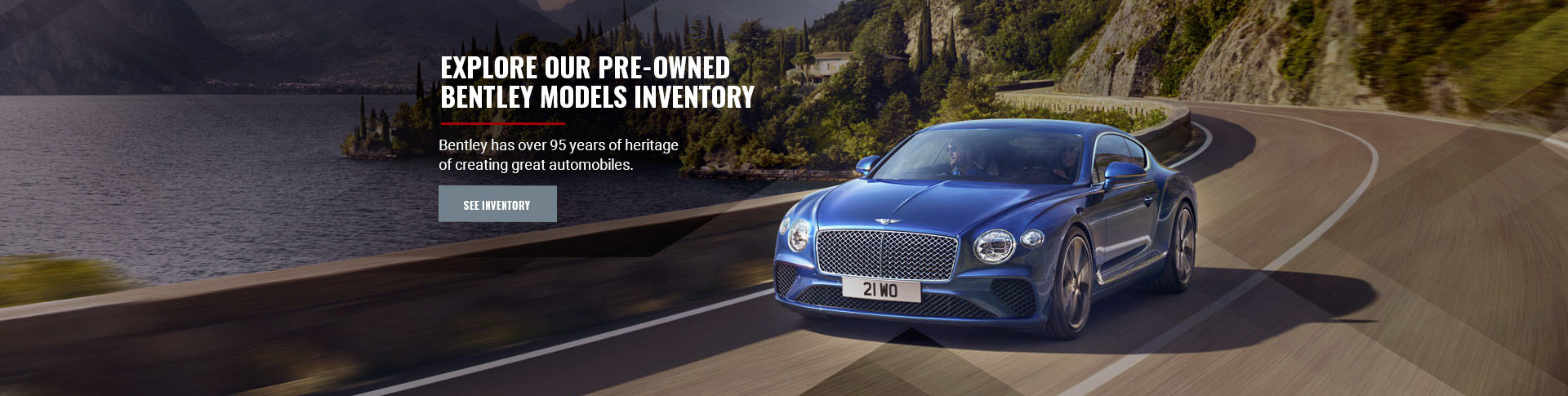 Bentley Inventory