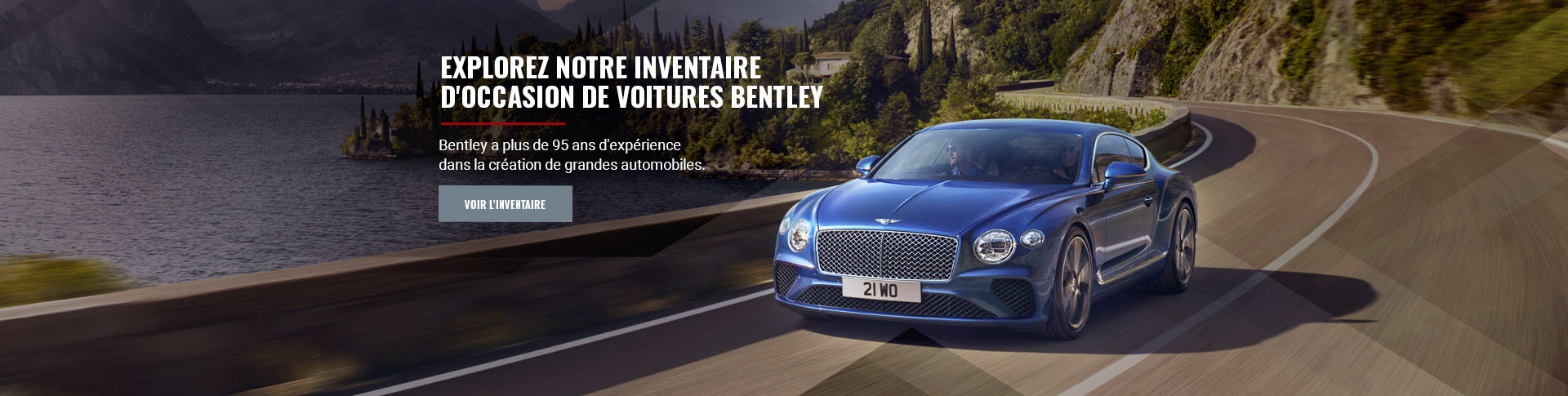 Inventaire Bentley