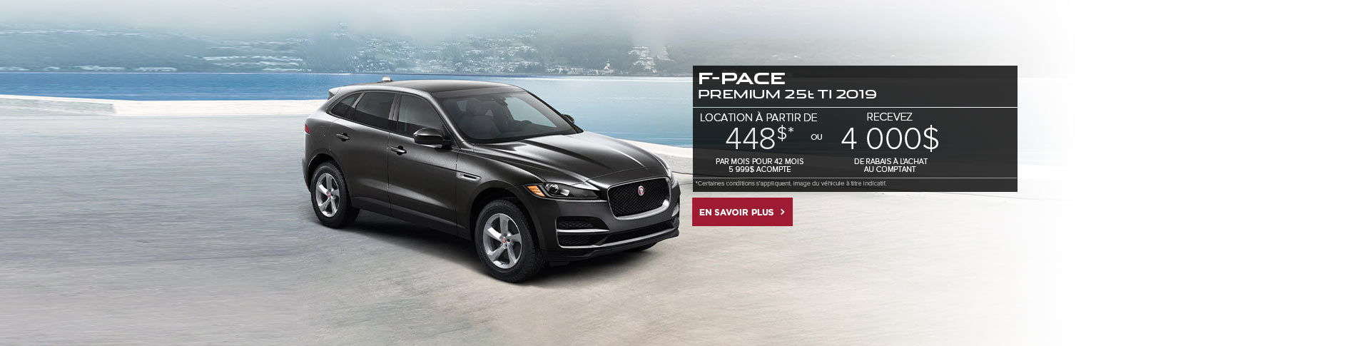 F-Pace 2019