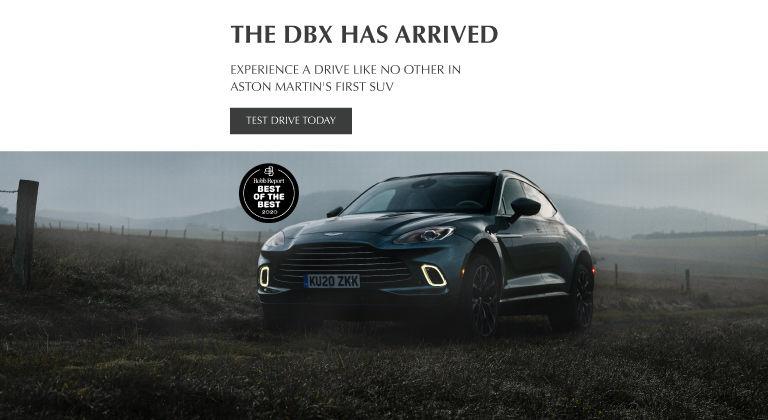 Aston Martin Vancouver Aston Martin Dealership