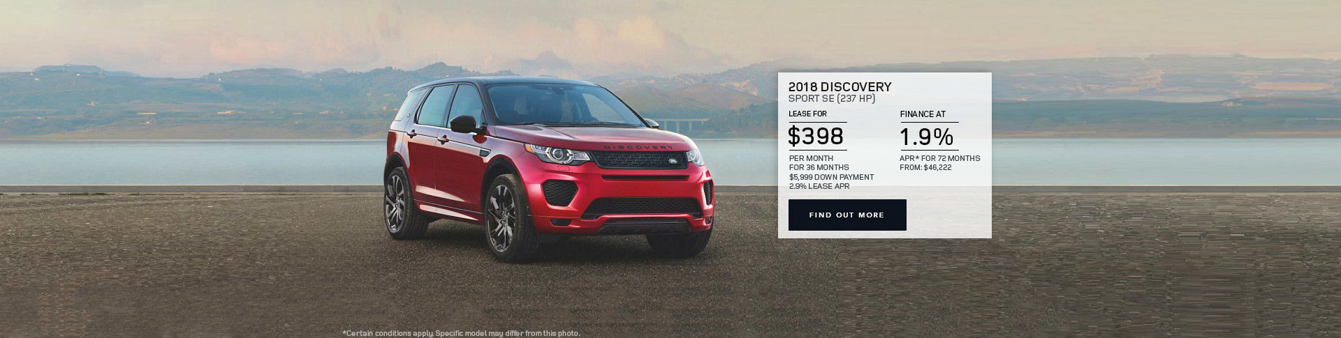 2018 Discovery