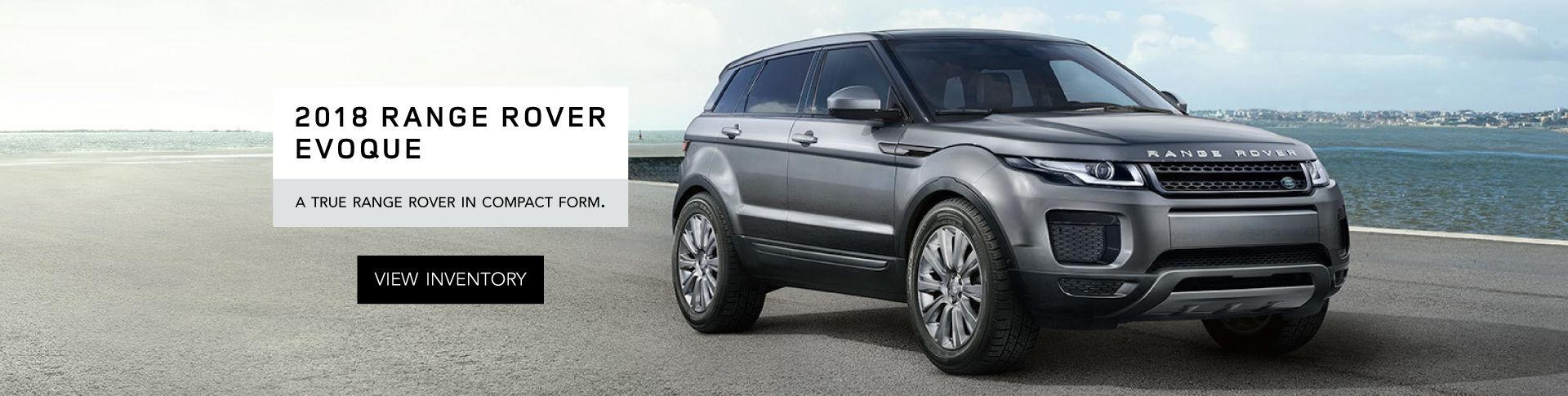 2018 Range Rover Evoque