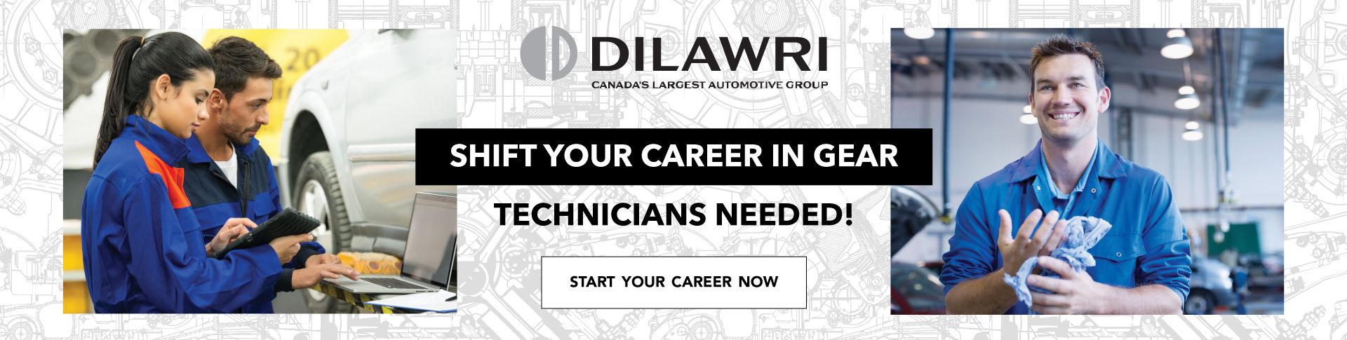 Technicians Needed