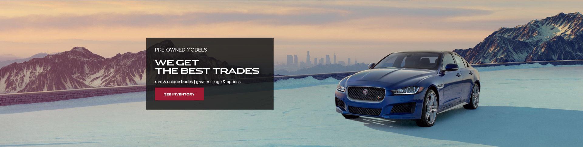 Jaguar Pre-Owned Special